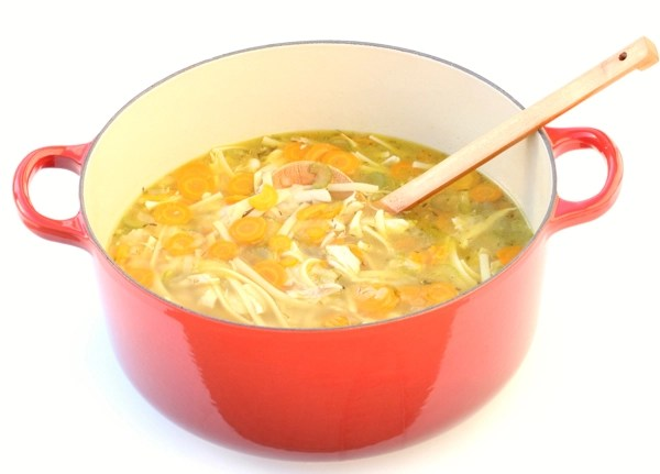 Chicken Noodle Soup Recipe Easy
