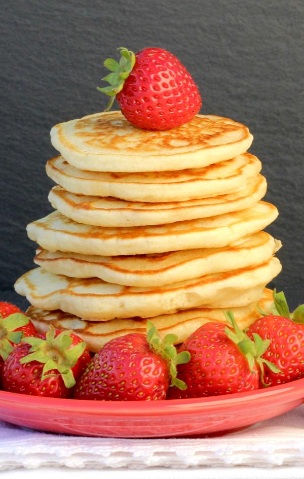 Easy Quick Pancake Mix Recipe