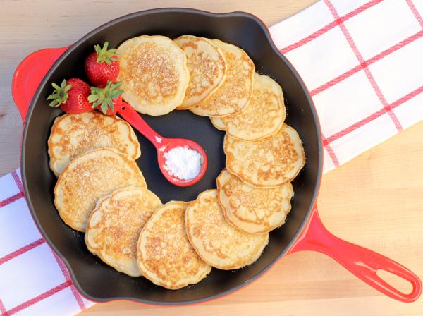 Pancake Mix Recipe from Scratch