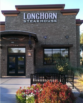 LongHorn Steakhouse Birthday Club