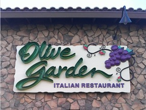 Olive Garden Birthday Club