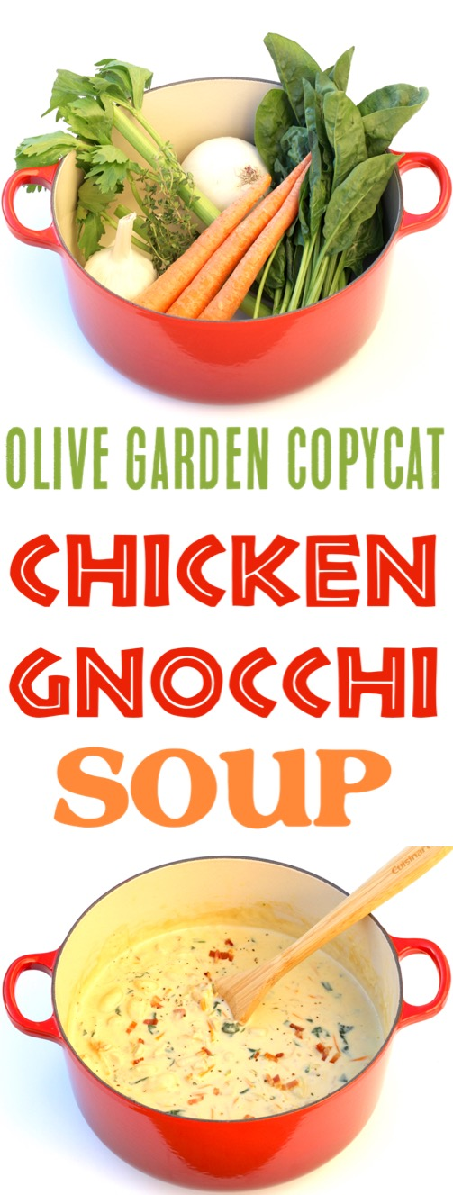 Olive Garden Chicken Gnocchi Soup Recipes