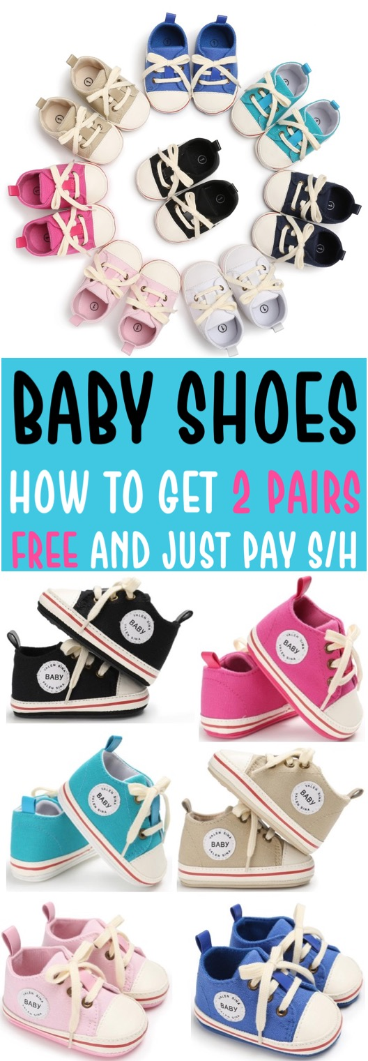 Baby Fashion Free Shoes for Newborn Infant or Toddler Boy or Girl