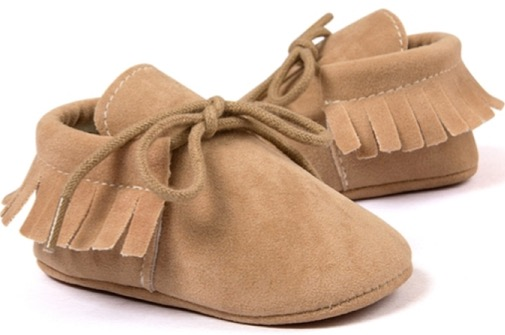 Soft and Cozy Moccasin Shoes