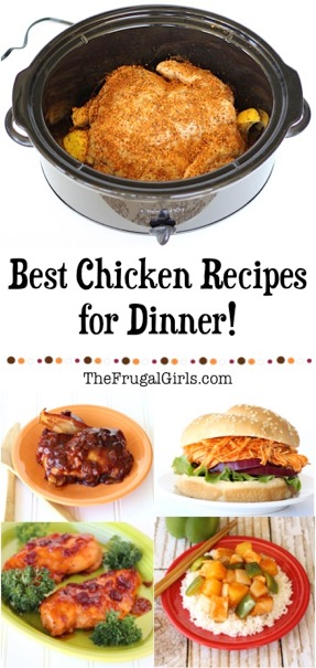 Best Chicken Recipes for Dinner