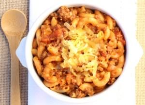 Instant Pot Goulash Recipe {Easy Dinner}