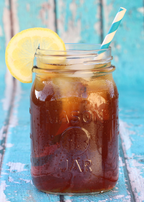 Southern Sweet Tea Recipe at TheFrugalGirls.com