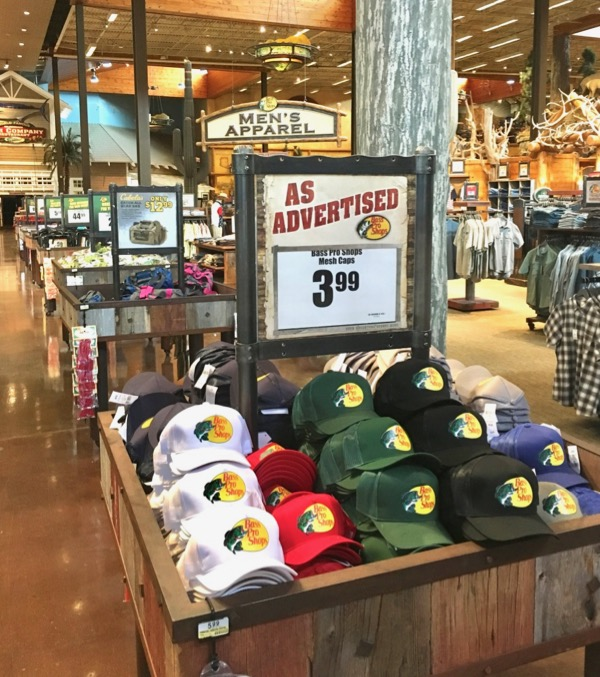 Bass Pro Shopping Sale