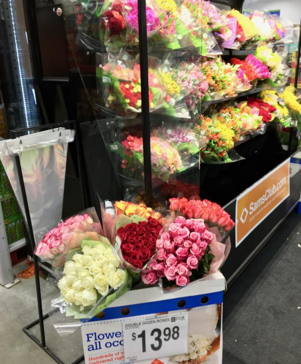 Sam's Club Flowers