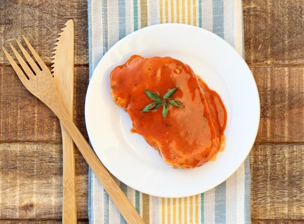Buffalo Ranch Pork Chops Recipe