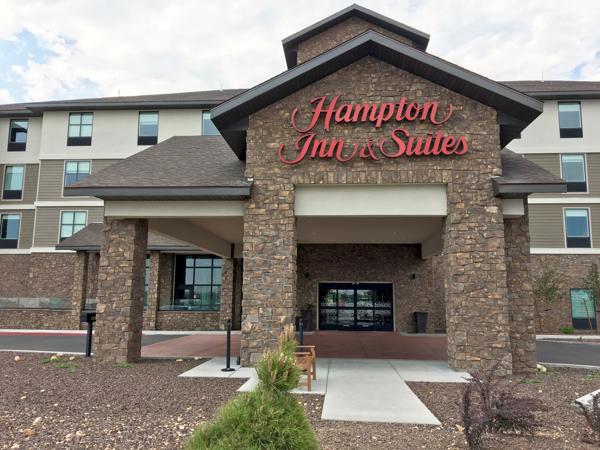 Hampton Inn Flagstaff East Reviews