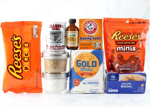 Reese's Skillet Cookie Recipe