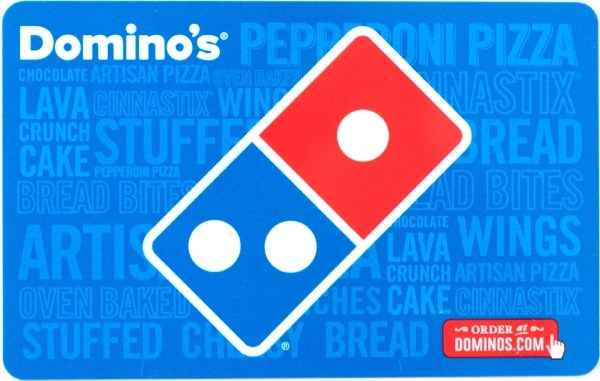 How to Get Free Domino's Pizza Gift Cards