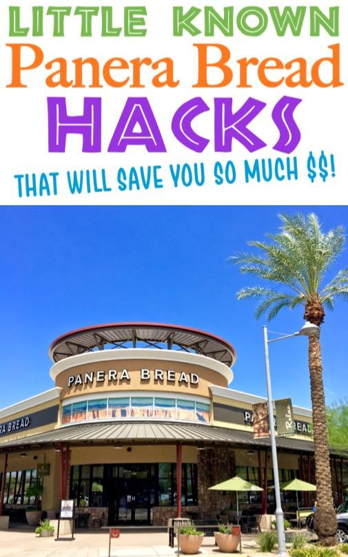 Panera Hacks to Save Money on Food