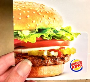 Burger King Gift Card Deals and Offers