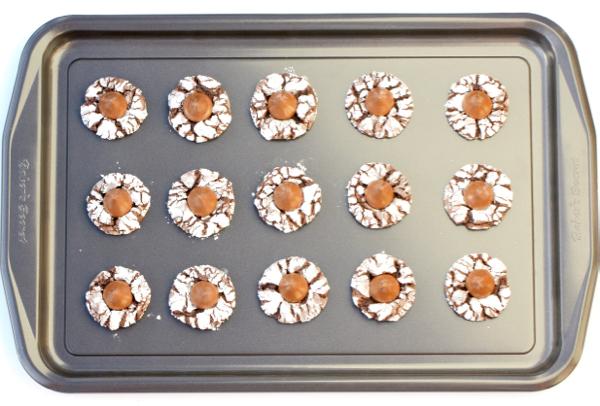 Chocolate Kiss Cookie Recipe + No Peanut Butter