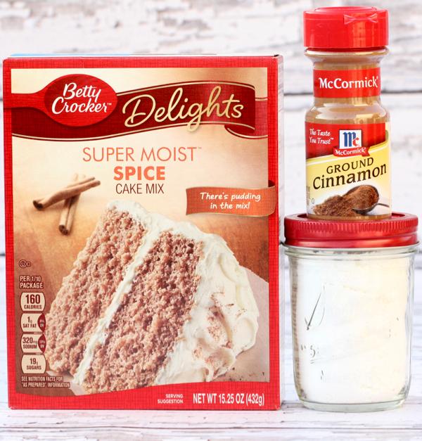 Spice Crinkle Cookies