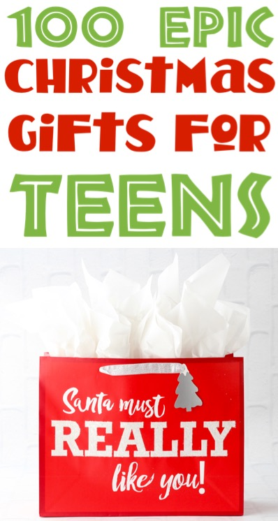 Gifts for Teens Christmas Gift Ideas for Teenage Boys and Teen Girls