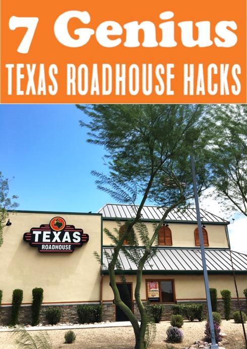 Texas Roadhouse Hacks