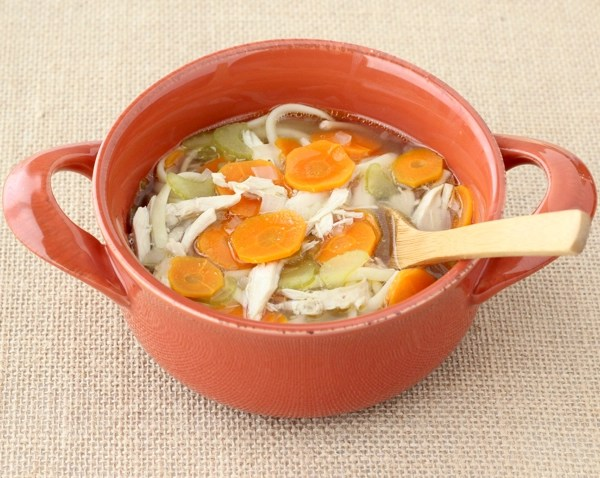 Crockpot Chicken Noodle Soup Quick