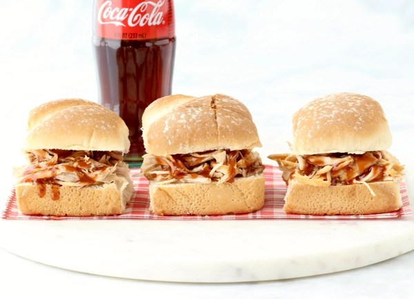 Easy Instant Pot Pulled BBQ Chicken