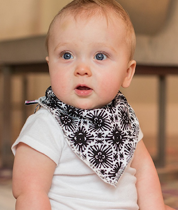 Crazy-Cute Teething Bibs You Can Score For Free!