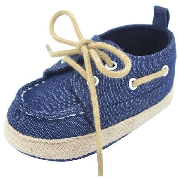 Free Baby Boat Shoes