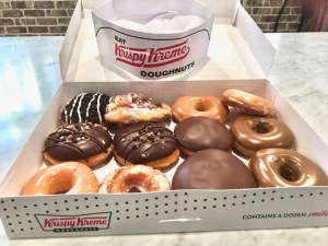 Krispy Kreme Rewards Birthday Deal
