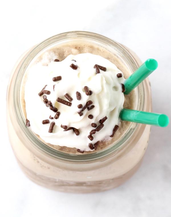 Mocha Frappuccino Recipe