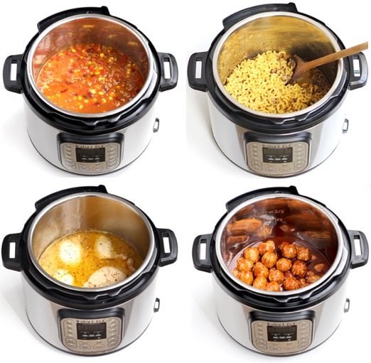 Easy Instant Pot Recipes for Busy Nights