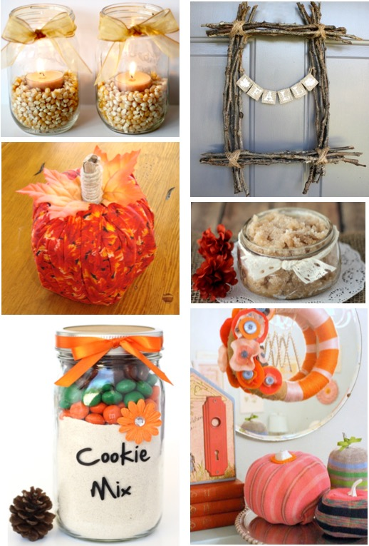 Fun Fall Crafts for Adults and Kids