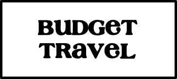 Budget Travel Tips and Tricks