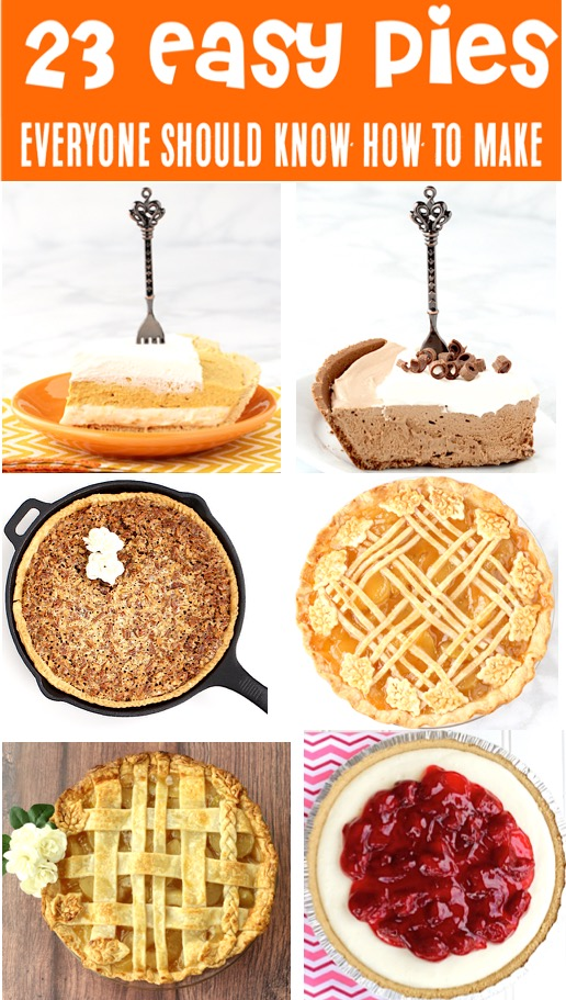Easy Pie Recipes with Premade Crust