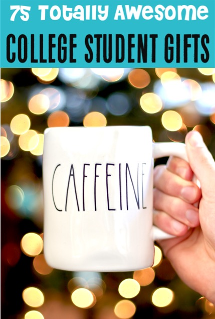 Gifts for College Students - Fun Gift Ideas for Young Adult Girls and Boys
