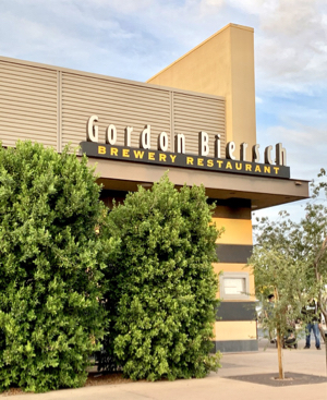 Gordon Biersch Birthday Club