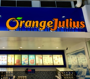 Orange Julius Birthday Club