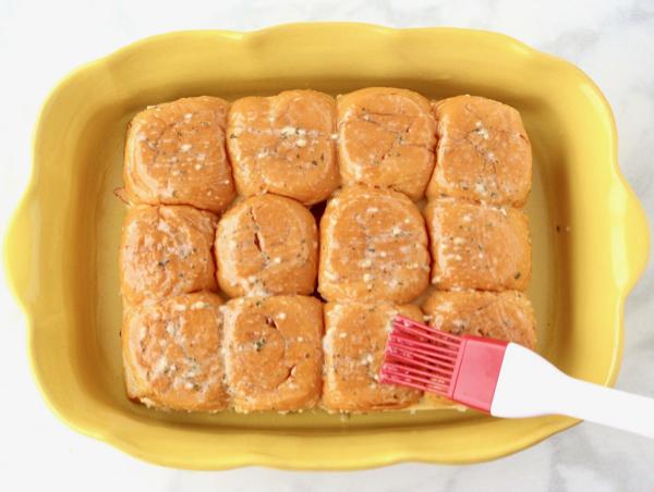 Tasty Breakfast Sliders Recipe