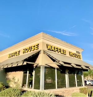 Waffle House Birthday Club