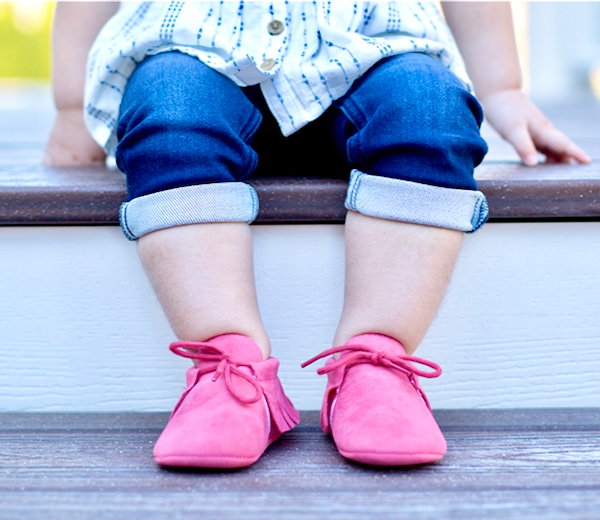 How to Keep Your Baby's Feet Cozy and Comfy!