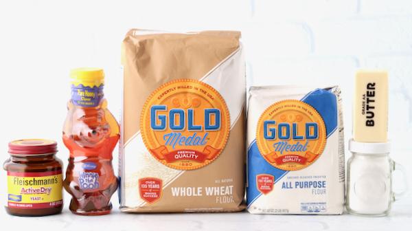 White Whole Wheat Bread Recipe