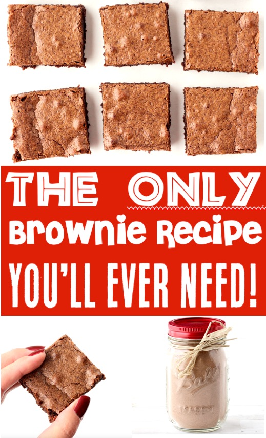 Best Brownies Recipe Ever