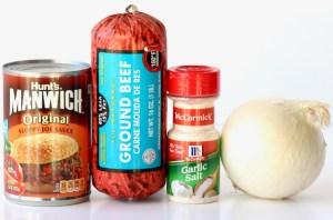 Pressure Cooker Sloppy Joes Recipe