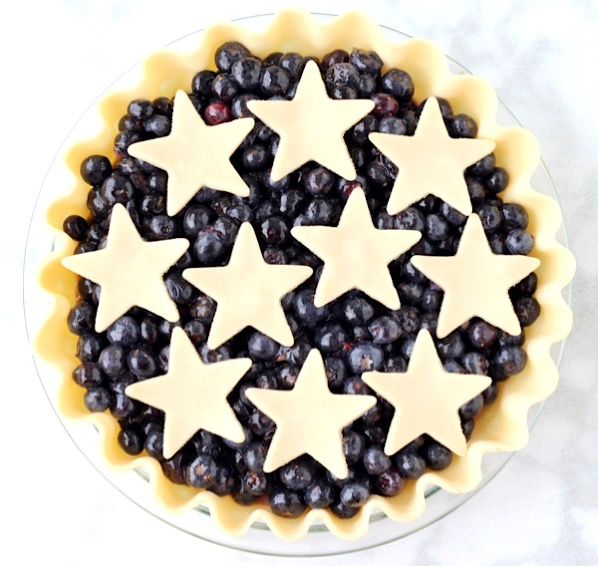 Blueberry Pie Recipe from Scratch Easy