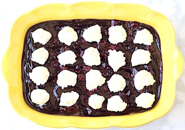 Cream Cheese Cobbler Recipes Easy