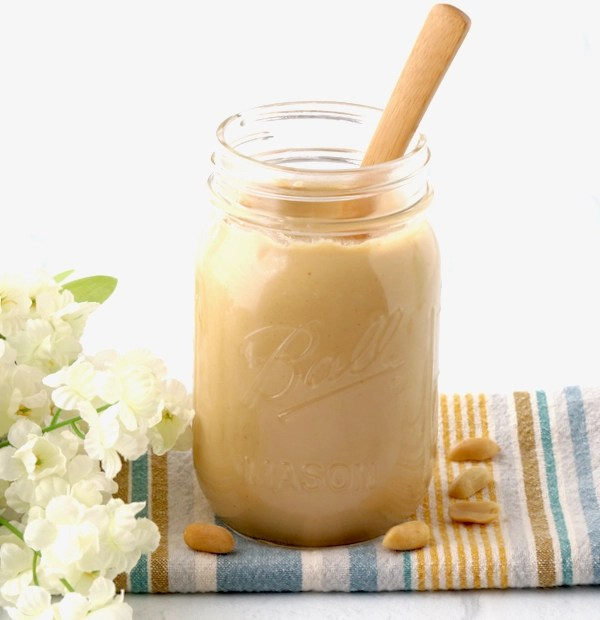 Homemade Peanut Butter Recipe