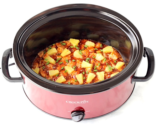 Sweet and Sour Pork Slow Cooker Recipe Easy