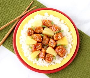 Sweet n Sour Pork Crockpot Recipe Easy