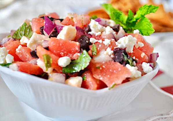 Watermelon Salsa Recipe Easy