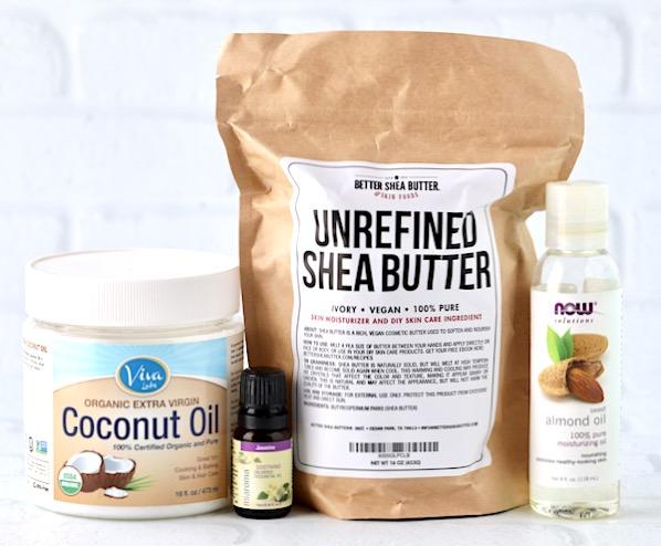 Shea Butter Uses