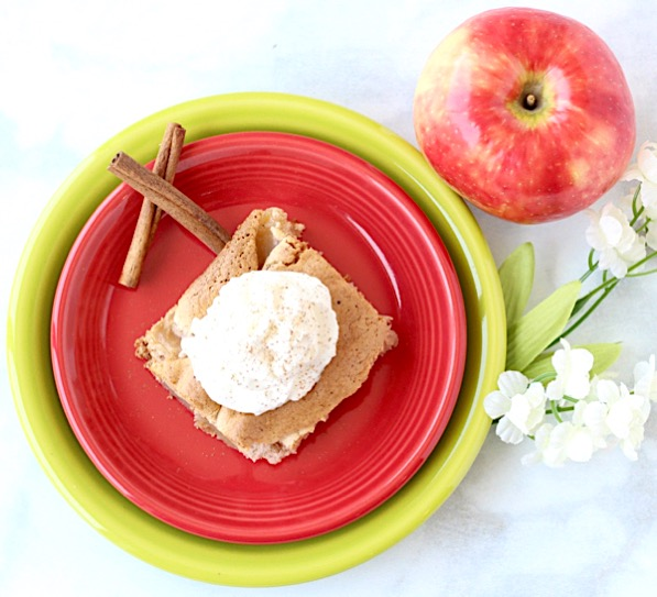 Apple Angel Food Dump Cake Recipe Easy